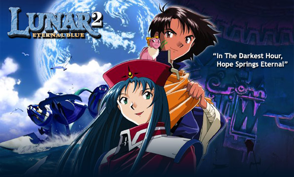 Lunar: Eternal Blue Complete